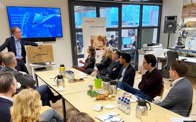 Workvisit brings Dutch Parliament to Inholland and TU Delft
