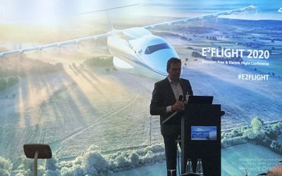Inholland visits E2FLIGHT 2020 conference