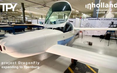 Project DragonFly expanding to Ypenburg (TPY)